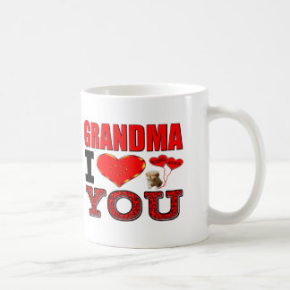 Grandma I Love You Coffee Mug