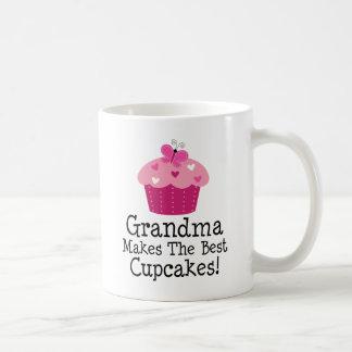 Grandma Makes the Best Cupcakes Coffee Mug