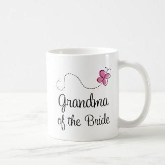 Grandma of the Bride Coffee Mug