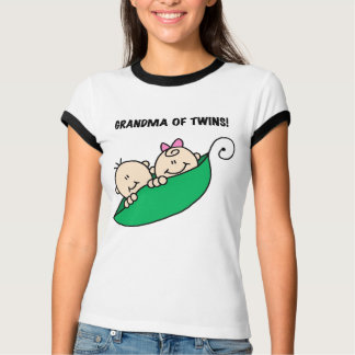 Grandma of Twins Tshirts and Gifts