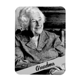 Grandma Photo Magnet