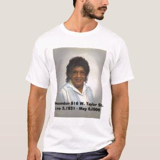 grandma, Remember 916 W. Taylor St.June 3,1931 ... T-Shirt