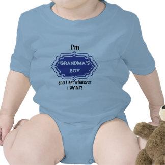 Grandma s Boy Shirt