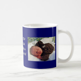 Grandma So Simple even a Baby can operate! Babies Coffee Mugs