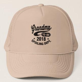Grandma To Be 2018 Trucker Hat