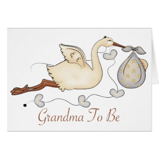 Grandma To Be Card