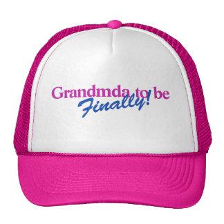 Grandma to be FINALLY Cap