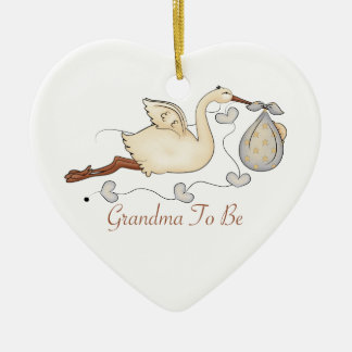 Grandma To Be Ornament