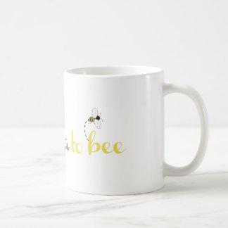 Grandma To Bee Coffee Mug