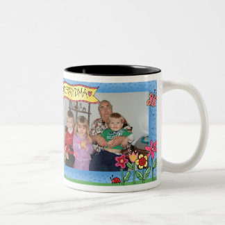 Grandma Two-Tone Coffee Mug