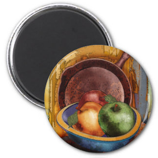 Grandma's Apples Magnet