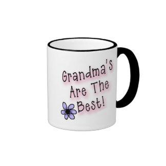 Grandmas Are the Best Mug