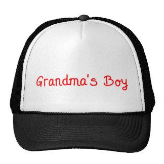 Grandmas Boy Hat