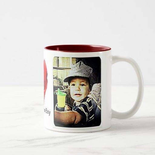 Grandmas Boy Mug