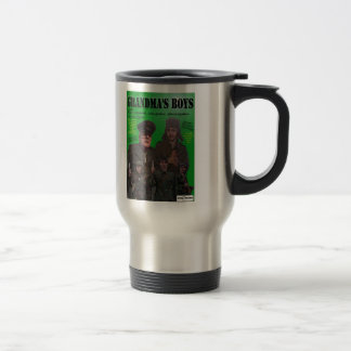 Grandma's Boys Travel Mug