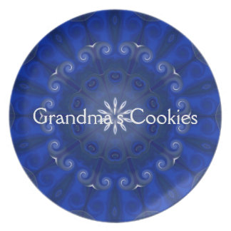 Grandma's Cookie Plate