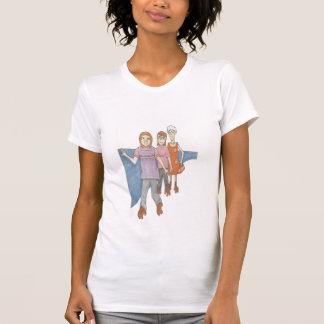 Grandmas Don't Rollerskate T-Shirt