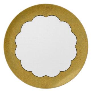 """Grandma's_Fried-Apples""ii(c) Everyday_PLates Plate"