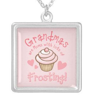 Grandmas Frosting Necklace
