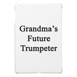 Grandma's Future Trumpeter iPad Mini Cases