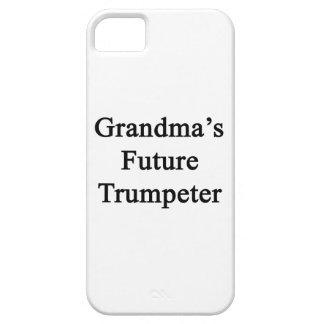 Grandma's Future Trumpeter iPhone 5 Covers