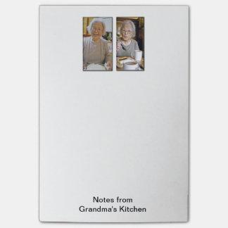 Grandma's Kitchen Large Post-it Notes