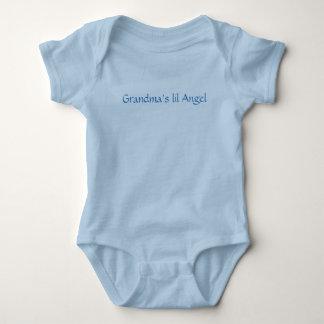Grandma's lil Angel Baby Bodysuit