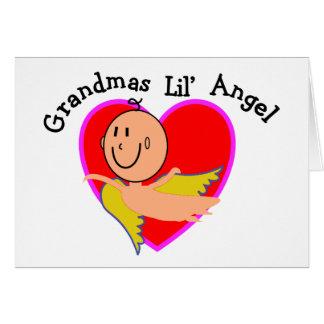 Grandmas Lil Angel T-Shirts & Gifts Card