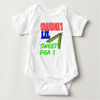 Grandma's Lil Sweetpea Baby Bodysuit