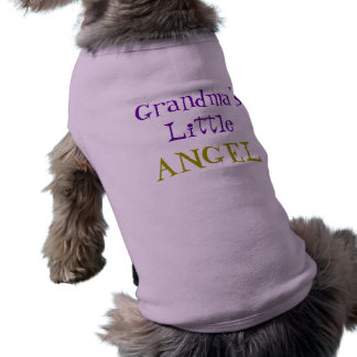 Grandma's Little Angel Shirt