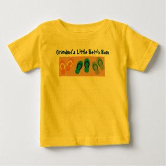 Grandma's Little Beach Bum Baby T-Shirt