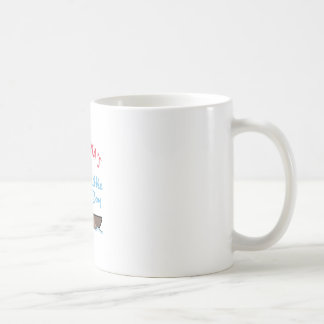 Grandma's Little Boy Coffee Mug