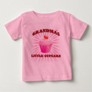 Grandma's Little Cupcake Baby T-Shirt