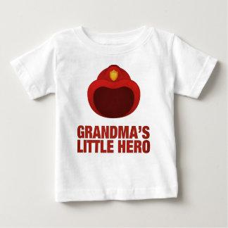 Grandma's little hero t shirt