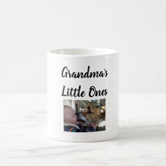 grandma's little ones coffee mug