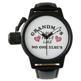 Grandma's Love Watch