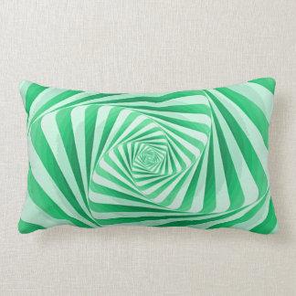 Grandma's Mint Bowl Lumbar Cushion