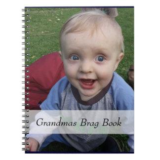 Grandmas Photo Brag Book