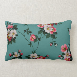 Grandma's Roses, Too Lumbar Cushion