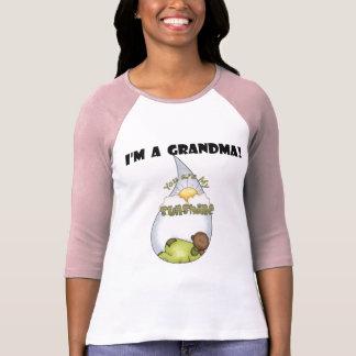 Grandma's Sunshine-African American Boy T Shirts