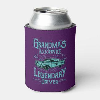 Grandma's Taxi Service - Classic Can Cooler