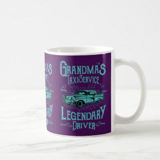 Grandma's Taxi Service - Collector Mug