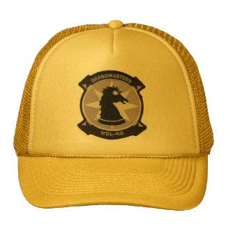 GRANDMASTER MILITARY 'PATCH' CAP - Customized