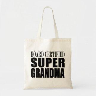 Grandmother Grandmas Board Certified Super Grandma