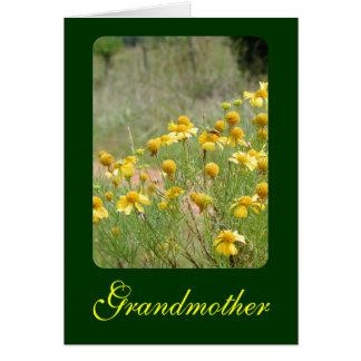 Grandmother Greeting Card