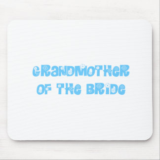 Grandmother of the Bride Mouse Pad