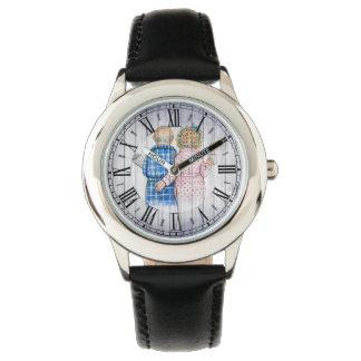 Grandpa and Grandma - Forever Love Wrist Watch