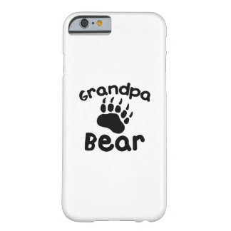 Grandpa Bear Barely There iPhone 6 Case