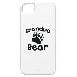 Grandpa Bear Case For The iPhone 5