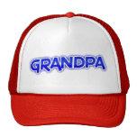 Grandpa (blue lettering) cap